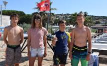 Porticcio : une très belle journée club pour la SLNP qui ouvre sa saison estivale