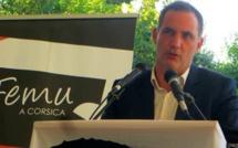"""Gilles Simeoni aux militants de Femu à Corsica : """" La réapparition des anciennes structures serait un recul par rapport aux engagements pris"""""""