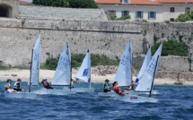 (vidéo) Ajaccio : Retour sur l'évènement voile de ce week-end avec Christophe Dumoulin