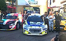 Rallye du Prunelli : Santoni (moderne) De Gentili et Avolio (Historique) lauréats
