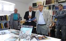 """Le numéro 1 du magazine présenté à Ajaccio : """"Storia Corsa"""" pour raconter et vulgariser l'histoire"""