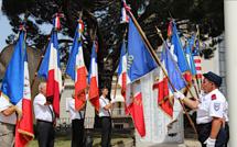 Porto-Vecchio : Le drapeau tricolore du monument aux morts brûlé