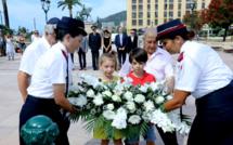 Ajaccio: La mémoire honorée des victimes des crimes racistes et antisémites et des justes