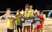 Open international de Futevolei : Vinicius-Parana en maîtres sur le sable ajaccien