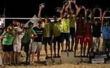 Mondial de Footvolley d'Ajaccio : Retour en images