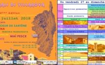 12ème édition du Festival I statinalli di Villanova du 27 au 29 juillet