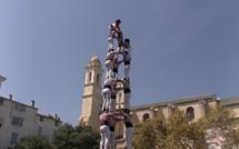 Bastia : Du haut de ces pyramides, les Catalans nous contemplent …..