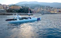 """ Energy Observer"" est à Bastia"