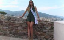 Bastia: Alicia Nicolini représentera la Corse au concours Miss International France 2018