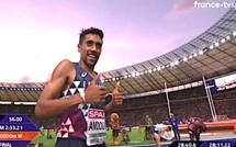 Médaille d'or sur 10 000 m : Morhad Amdouni sur le toit de l'Europe