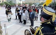 Journées Napoléoniennes à Ajaccio du 13 au 15 août : Napoléon et son oncle, promenade au bord de mer…