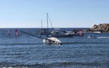 Un voilier menace de couler au large de Lisula