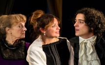 L'ultimu amore : Paolina Bonaparte et Giovanni Pacini, un spectacle d'Orlando Forioso à Lumiu, Pietrabugnu et Soriu
