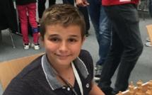 Echecs - Championnat d'Europe des Jeunes : Le Bastiais Marc'Andria Maurizzi remet son titre en jeu