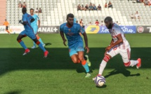 Coupe de la Ligue 2e tour : L'ACA sort par la petite porte face à Lorient (0-1)