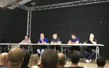 """"""" Tous ensemble pour redresser le Sporting de manière durable"""""""
