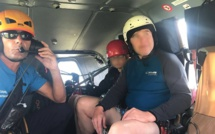 Les deux disparus du canyon de la Vacca retrouvés sains et saufs