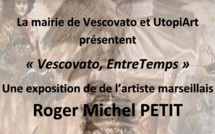 Vescovato : Roger-Michel Petit expose à Kasink'Art
