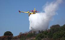 Incendie : 2 hectares de maquis détruits à Castellu-di-Rustinu