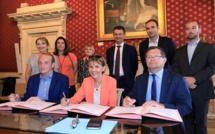 Un partenariat entre le FIPHFP et la Ville d'Ajaccio