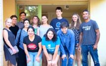 Chantier international à Porto-Vecchio : On s'était dit rendez-vous dans 1 an !