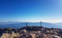 Balade sur Monte Padru
