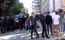 Bastia : Palais de justice sous tension