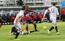 Le GFCA rejoint sur le fil à Clermont (1-1)
