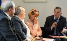 """Gilles Simeoni à Jacqueline Gourault : """"La direction vers laquelle nous voulons aller n'a pas à faire peur à l'Etat ou à la République"""""""
