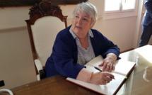 Accueil républicain à Calvi et visite en milieu rural pour Jacqueline Gourault