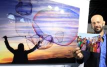 Khaled Youssef : des bulles pour célébrer la vie