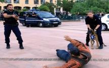 Ajaccio : Rencontres de la sécurité jusqu'à samedi place du Diamant