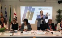 Europe : La Corse affirme à Bruxelles son ambition de devenir l'île verte de Méditerranée