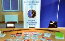 Produits stupéfiants saisis à Ajaccio : Un homme placé en détention