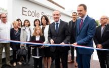 L'école Simone Veil inaugurée à Ajaccio
