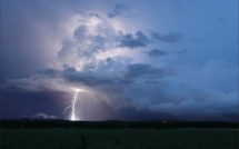 """Météo Corse : vigilance jaune """"orages-pluie-inondation"""" maintenue jusqu'à jeudi"""