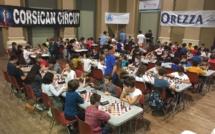 Echecs : Les jeunes ouvrent le Corsican Circuit 2018