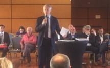 """Bruno le Maire : """"Je veux apporter des réponses claires à la Corse et aux Corses"""""""