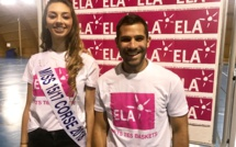 Association ELA : Johanna Marchioni et Gilles Cioni, professeurs d'un jour pour la bonne cause
