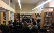 Bastia: Le «lâcher prise» en débat !