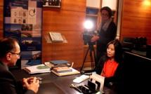 Shanghaï : La Corse à la conquête des marchés chinois