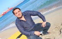 Le chef doublement  étoilé Nicolas Decherchi se ressource en famille à l'Ile-Rousse