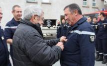Centre de secours de Ponte-Leccia : Après 32 ans de service, nouvelle vie pour l'adjudant-chef Roger Mei  !