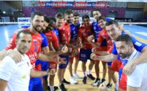 Volley-Ball : Le GFCA sans forcer à Pëja