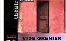 Ile Rousse : Vide grenier de la Scintilla Balanina ce dimanche