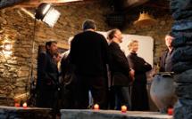 Cinéma : Alexandra Lamy tourne «Belle fille» à Valle-di-Campoloru