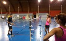 Un nouveau club de badminton à Biguglia