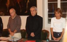 L'hommage du Conseil Municipal de Calvi à Jean Guglielmacci