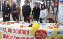 Troisième opération «Un mois sans tabac » : Sensibiliser, communiquer, prévenir en Corse aussi…