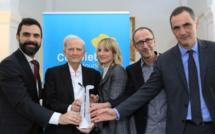 La Fondation Coppieters honore Edmond Simeoni : Une vie consacrée à la paix